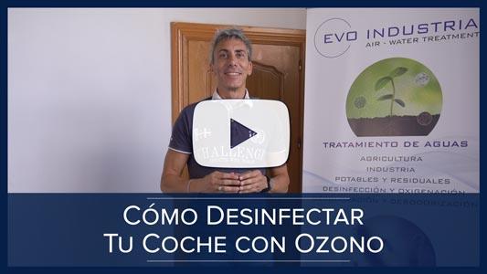 Cómo Desinfectar Coche Ozono