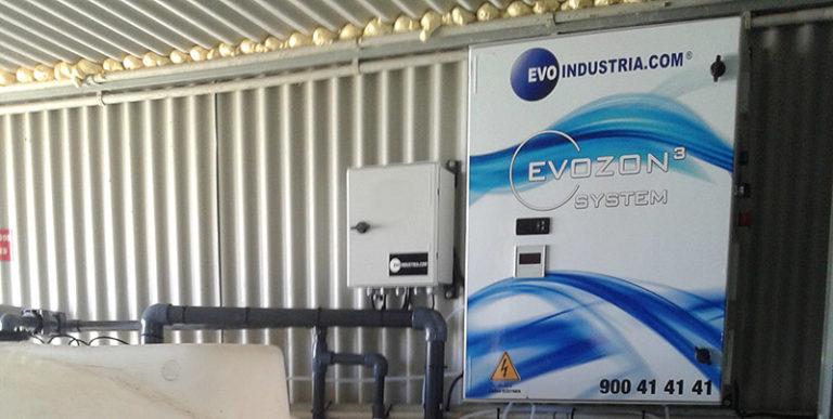 Generadores de ozono para tratamiento de agua