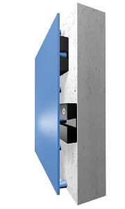 Instalación del revestimiento termoplástico